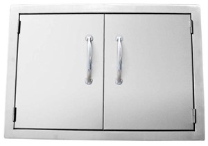 SUNSTONE 42 INCH DOUBLE ACCESS DOOR FLUSH MOUNT #A-DD42