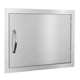 STG Excalibur Standard 24-in. Stainless Steel Access Door STGS-HD