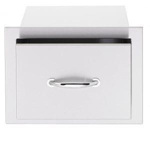 SUMMERSET STAINLESS STEEL SINGLE DRAWER  SSDR-1