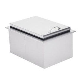 SUMMERSET STAINLESS STEEL ICE CHEST SSIC-2