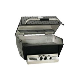 Broilmaster H3XN Deluxe Gas Grill #H3XN  Natural Gas -