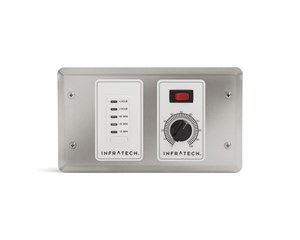 Infratech One Zone Analog Control With Digital Timer For Electric Heater- 30-4045