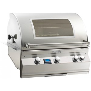 Fire Magic Aurora A660i Built-in Propane Gas Bbq Grill With Magic View Window - A660i-5e1p-w