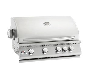 SUMMERSET Sizzler 32″ Stainless Steel Built-in Gas Grill SIZ32