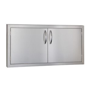 SUMMERSET 42 INCH DOUBLE DOORS (MASONRY FLANGE) SSDD-42M