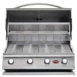 Cal Flame G Series 32 INCH 4-Burner G4 Gas Barbecue Grill BBQ08G04
