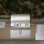Fire Magic Aurora A790i Built-in Propane Gas Grill With Rotisserie - A790i-6eap