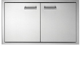 "Delta Heat Series 36"" Double Access Doors DHAD36-C"