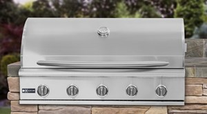 EXCALIBUR 40 INCH 5 BURNER BUILT IN GRILL #GG40