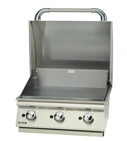 "BULL 24"" Built In Commercial Style Griddle 97008(LP)  WE WILL BEAT ANY PRICE"