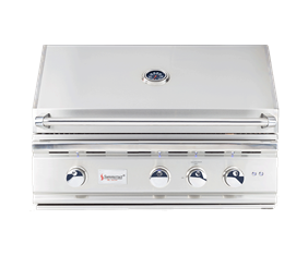 SUMMERSET TRL 32″ Stainless Steel Built-in Gas Grill  TRL32  (CLOSEOUT / OPEN BOX / DISPLAY MODEL)
