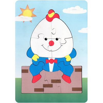 Humpty Dumpty Puzzle Wood Puzzles