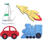 Mini Puzzles - Transport