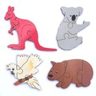 Mini Puzzles - Australian Animals