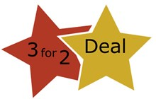 Mini Puzzles - 3 FOR 2 DEAL