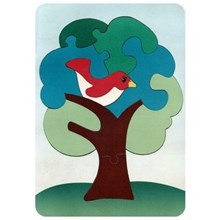 Bird in the Tree Puzzle