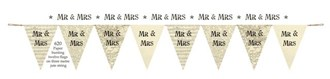 Paper Bunting - wedding or live laugh love