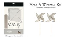 Windmill kit - with message
