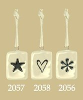 Porcelain Tags