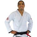 Keiko Sports Slim Fit Gi White