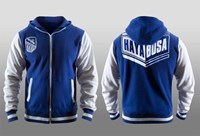 Hayabusa Champion Hoodies Blue