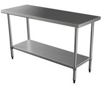 Stainless Steel Table 180cm - EN0174