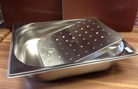 Insert Tray For Bain Marie 1/2 Pot size