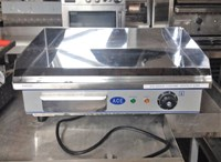 Electric Griddle / Hotplate *Chrome*