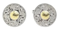 Warrior Shield Cufflinks