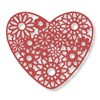 Couture Creations Floral Lace Die - Heart Bouquet (85.59 X 76.32mm | 3.37 X 3in) FREE SHIPPING