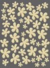 CRAFT CONCEPTS Embossing Folder Garden Party Funky Flower 4.25
