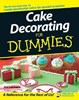 Cake Decorating for DUMMIES Book by Joe LoCicero