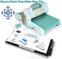 Sizzix Big Shot Machine - Die Cutting Embossing FREE SHIPPING