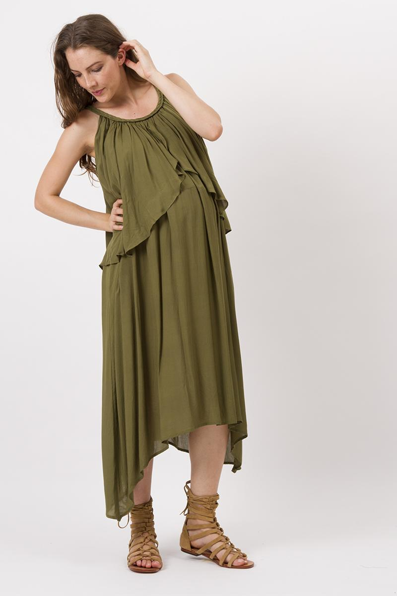 All that remains nursing dress olive fillyboo boho inspired all that remains nursing dress olive ombrellifo Images