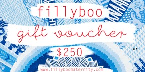 Fillyboo Gift Certificate ($250)