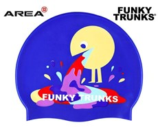 FUNKY TRUNKS HURLEY Swim Cap