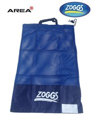 ZOGGS MESH SWIM BAG NAVY