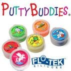 PUTTY BUDDIES protective moldable silicone swimming ear plugs for kids (1 PAIR)