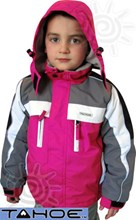 Tahoe Scout Girls Waterproof Ski Snowboard Jacket (Candy Pink) **CLEARANCE** Size 6