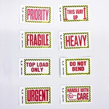 Printed Self Adhesive Labels (Carton)