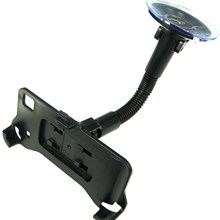 HTC Desire HD Car Kit Holder Cradle With Goose Neck Suction Mount