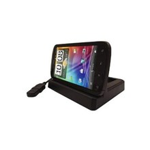 HTC Desire S Dual Desktop Mobile & Battery Charger Sync Dock Stand / BA S530