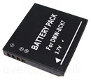 DMW-BCK7 Battery for Panasonic Lumix DMC-FS16 / Lumix DMC-FS22 / Lumix DMC-FS37 / Lumix DMC-FX77 / DMC-S3 Camera / BCK7