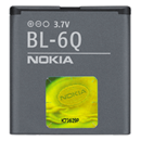 Original Nokia BL-6Q Battery for Nokia 6700 Classic - BL6Q