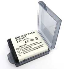 New Replacement Panasonic CGA-S005 Digital Camera Battery For Lumix DMC-LX3, DMC-FX150, DMC-FX12, DMC- FX9 FX8 FX7 FX3 CGA-S005E/1B