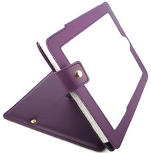 iPad Protective Case with Stand / Purple