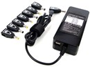 Universal Laptop Power Supply AC Adapter / 90W / Auto Switch 15V - 24V Output