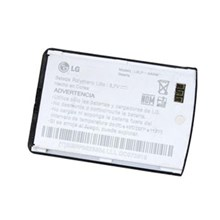 Genuine LG Mobile Battery LGIP-GANM for LG Chocolate KG800 - Black