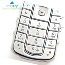 Original Nokia 6230i Replacement Keypad Button NEW - Silver