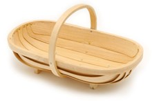 Traditional English Trug - Large
